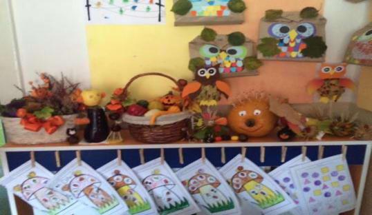 Jesenné tvorivé dni 2015