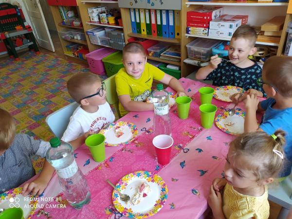 Rozlúčka s predškolákmi 2021